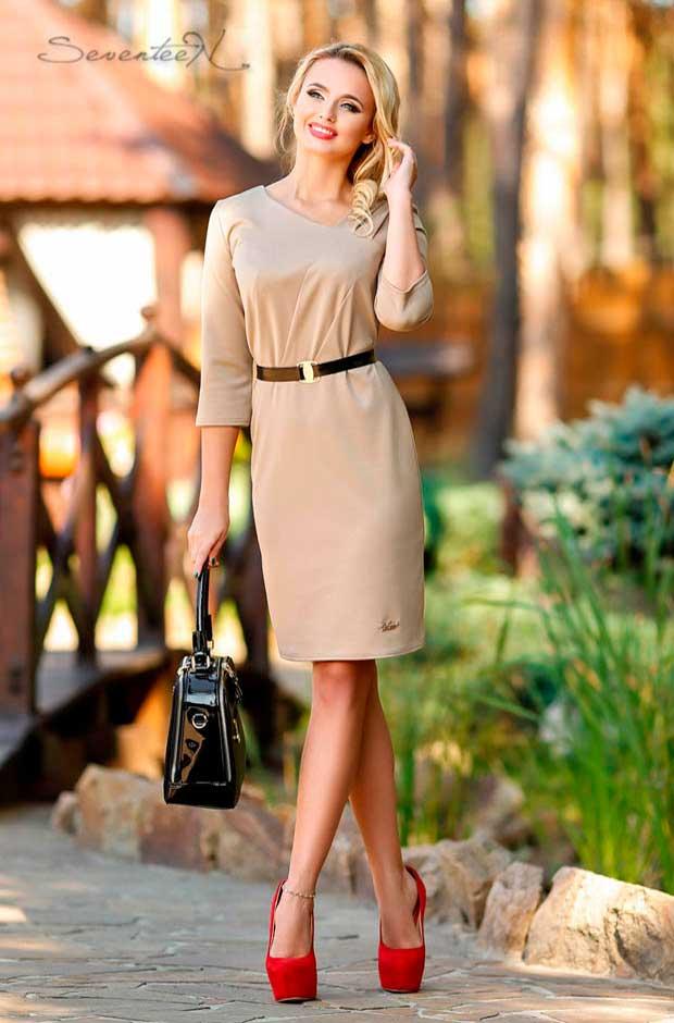 Светлое Платье Какие Туфли