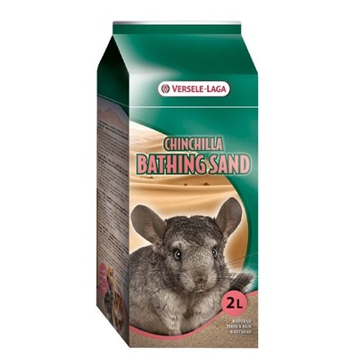 Песок VERSELE-LAGA Chinchilla Bathing Sand для шиншилл, 2 л (1,3 кг)