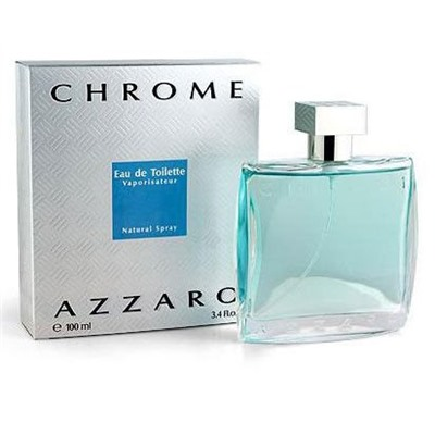 Azzaro Chrome for men 100 ml