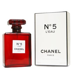 Chanel No 5 L'Eau Red Edition 100 ml