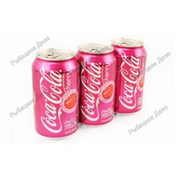 "Coca Cola Cherry ""USA"" 12 шт. (1шт - 59,40)"